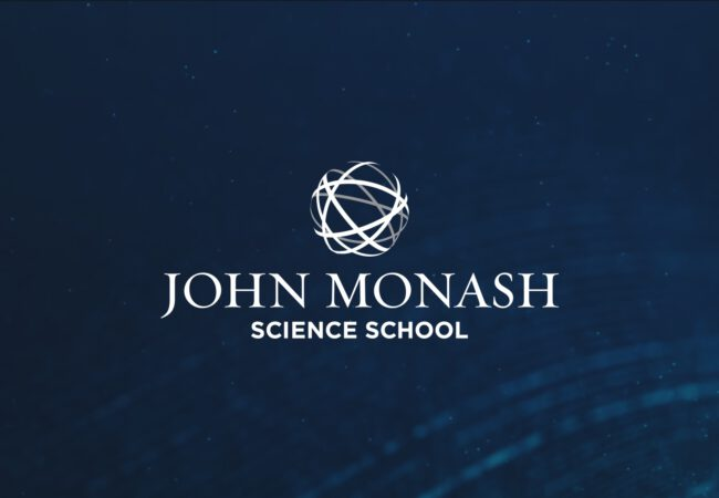 John Monash Science School - Website - Beyond Web