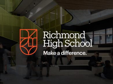 Richmond High School - Website Design & Development by Beyond Web