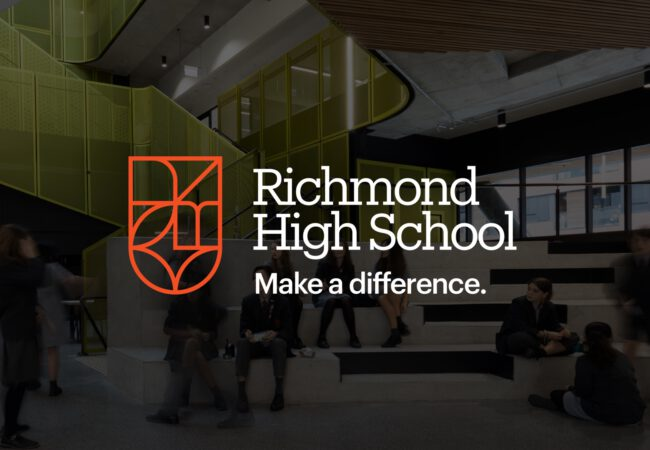 Richmond High School - Website - Beyond Web