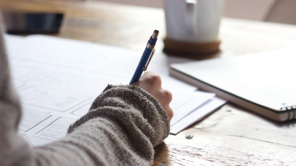 A creative way to make your school blog stand out is to write for your audience