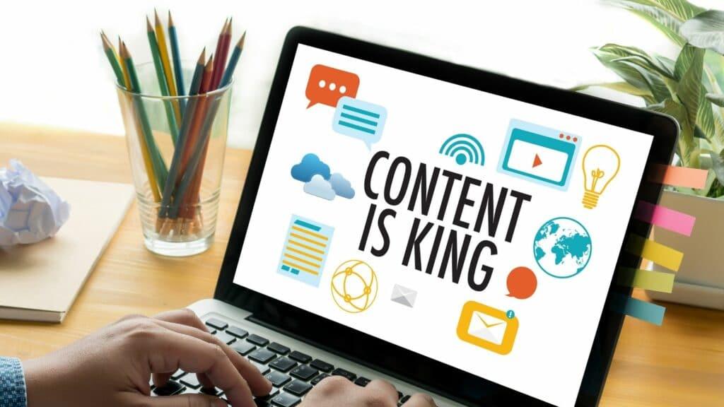 Content Is King - Increase Organic Traffic Through SEO